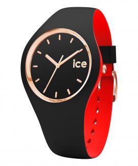 Ice Watch Loulou S Black Rose-Gold Relógio Mulher 007236