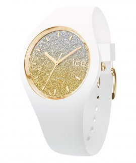 Ice Watch Lo M White Gold Relógio Mulher 013432