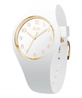 Ice Watch Glam S White Gold Relógio Mulher 014759