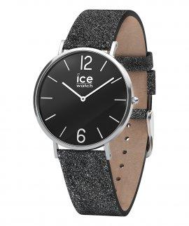 Ice Watch City Sparkling S Glitter Black Relógio Mulher 015088