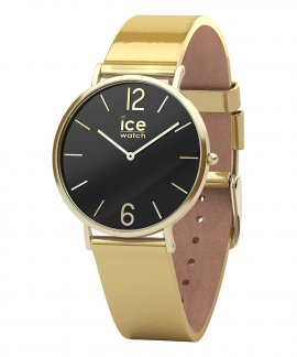 Ice Watch City Sparkling S Metal Gold Relógio Mulher 015090