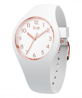 Ice Watch Glam S White Rose Gold Relógio Mulher 015337