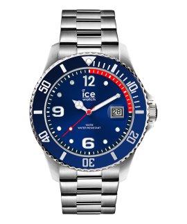 Ice Watch Steel M Blue Silver Relógio Homem 015771