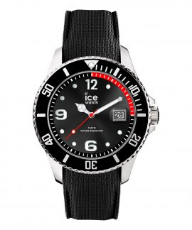 Ice Watch Steel L Black Relógio Homem 015773
