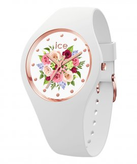 Ice Watch Flower S White bouquet Relógio 017575