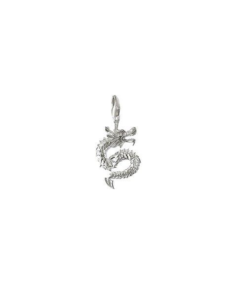 Thomas Sabo Dragon Joia Charm Mulher 0369-001-12