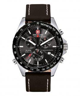 Swiss Military Hanowa Navigator Relógio Homem 06-4007.04.007