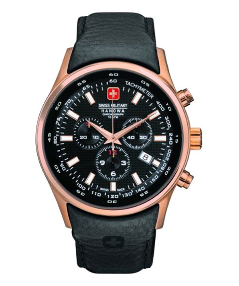 Swiss Military Hanowa Navy-Navalus Chrono Relógio Homem Chronograph 06-4156.09.007