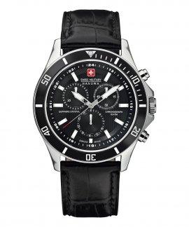 Swiss Military Hanowa Navy-Flagship Chrono Relógio Homem Chronograph 06-4183.04.007