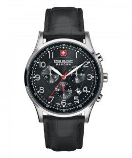 Swiss Military Hanowa Patriot Chrono Relógio Homem Chronograph 06-4187.04.007