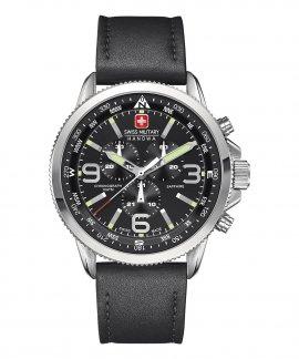 e84e118a350 Swiss Military Hanowa Avio-Arrow Chrono Relógio Homem Chronograph  06-4224.04.007