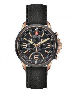 Swiss Military Hanowa Avio-Arrow Chrono Relógio Homem Chronograph 06-4224.09.007
