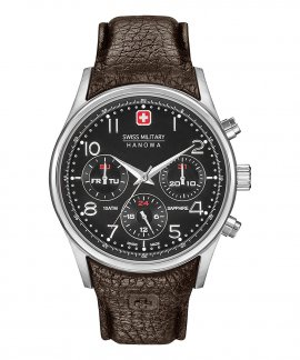 Swiss Military Hanowa Navy-Navalus Relógio Homem 06-4278.04.007