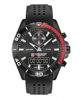 Swiss Military Hanowa Aqua Multimission Relógio Homem 06-4298.3.13.007