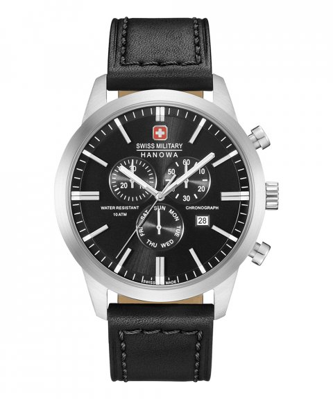 Swiss Military Hanowa Classic Chrono Relógio Homem 06-4308.04.007