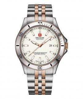 3d5a2105700 Swiss Military Hanowa Navy-Flagship Relógio Homem 06-5161.2.12.001