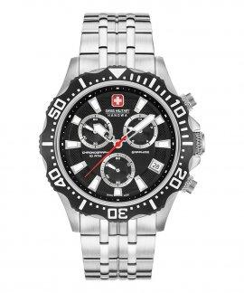 Swiss Military Hanowa Navy Patrol Chrono Relógio Homem 06-5305.04.007
