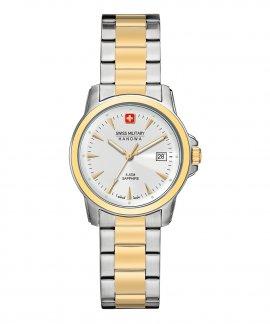 8b93c5950ec Swiss Military Hanowa Ladies-Swiss Recruit Relógio Mulher Lady Prime  06-7044.1.55.001