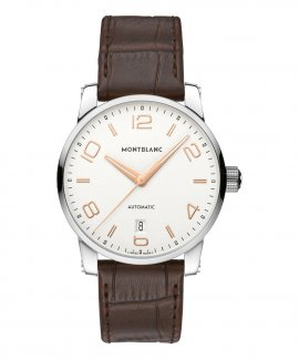 Montblanc Time Walker Date Relógio Homem Automatic 110340