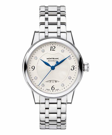 Montblanc Bohème Date Automatic 30 mm Relógio Mulher 111056