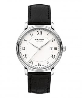 Montblanc Tradition Date Automatic Relógio Homem 112609