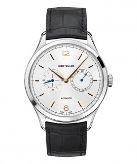 Montblanc Heritage Twin Counter Relógio Homem Automatic 114872