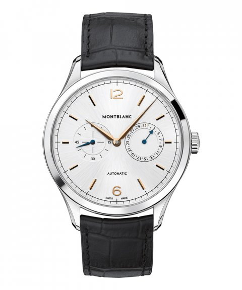 e33e50c65fe Montblanc Heritage Twin Counter Relógio Homem 114872 - Pereirinha