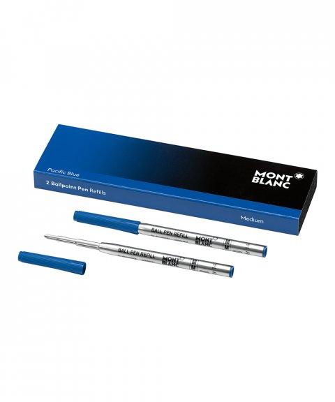 Montblanc Pacific Blue M Recargas Caneta 116213