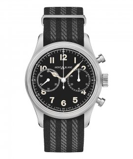 Montblanc 1858 Automatic Chronograph Relógio Homem 117835