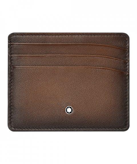 Montblanc Meisterstuck 6cc Porta-Cartões Visita Homem 118366