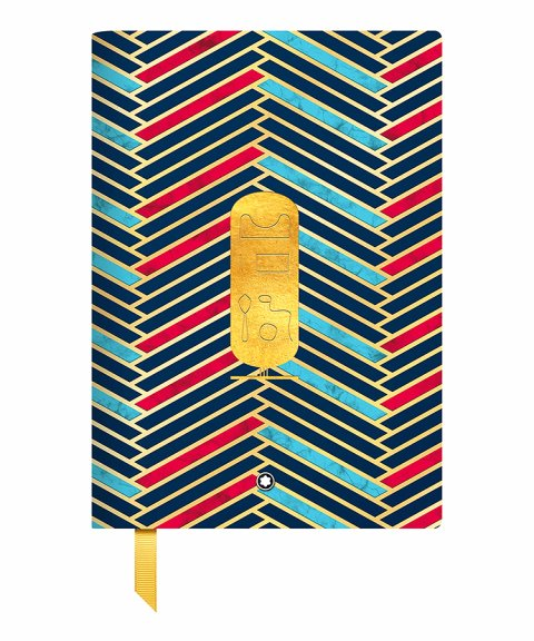Montblanc Notebook 146 Heritage Egyptomania Caderno 125918