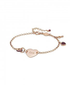 Nomination Easychic Heart Joia Pulseira Mulher 147906/047