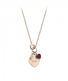 Nomination Easychic Heart Joia Colar Mulher 147907/047
