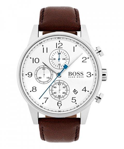 Hugo Boss Navigator Relógio Homem Chronograph 1513495