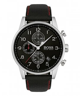 Hugo Boss Navigator Relógio Homem Chronograph 1513535