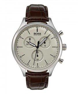 Hugo Boss Companion Relógio Homem Chronograph 1513544