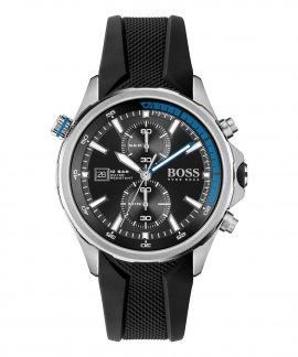Hugo Boss Globetrotter Relógio Cronógrafo Homem 1513820