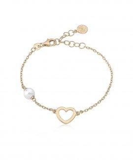 Majorica Heart Joia Pulseira Mulher 16390.01.1.000.010.1