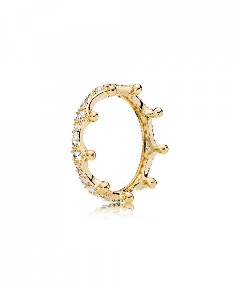 Pandora Shine Enchanted Crown Joia Anel Mulher 167119CZ