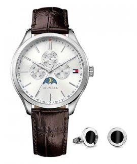Tommy Hilfiger Oliver Relógio Botões de Punho Homem 1770014