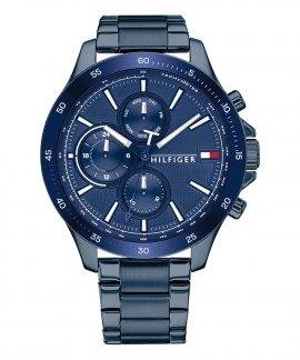 Tommy Hilfiger Bank Relógio Homem 1791720
