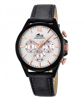 Lotus Smart Casual Relógio Homem Chronograph 18199/1
