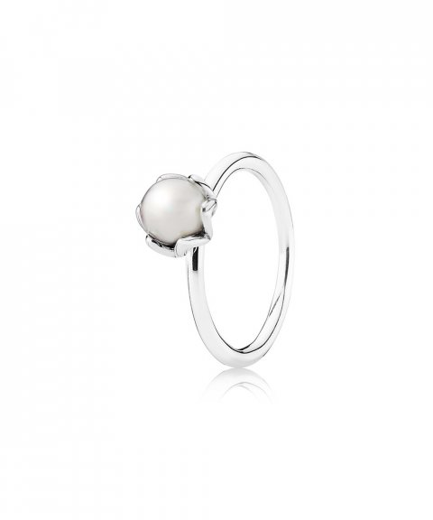 Pandora Grand Pearl Joia Anel Mulher 190865P