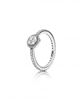 Pandora Classic Elegance Joia Anel Mulher 190946CZ