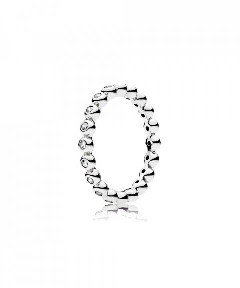 Pandora For Eternity Joia Anel Mulher 191032CZ