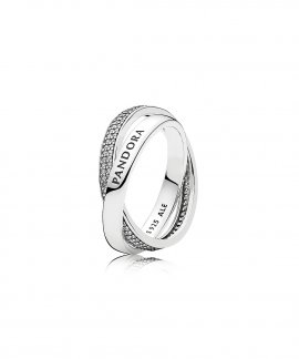 Pandora Promise Joia Anel Mulher 196547CZ