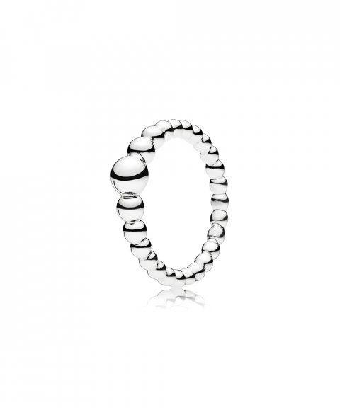 Pandora String of Beads Joia Anel Mulher 197536