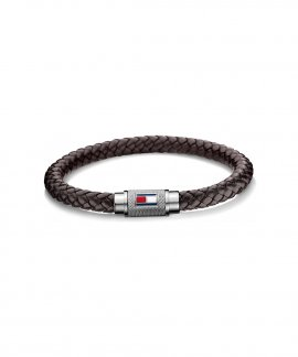 Tommy Hilfiger Braided Joia Pulseira Homem 2700998