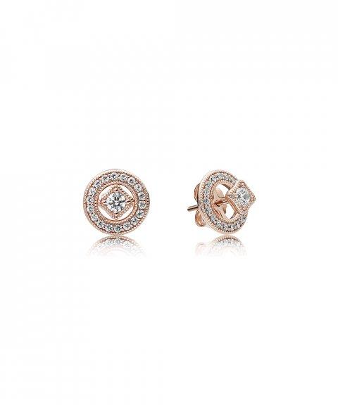 Pandora Rose Vintage Allure Joia Brincos Mulher 280721CZ