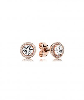 Pandora Rose Classic Elegance Joia Brincos Mulher 286272CZ